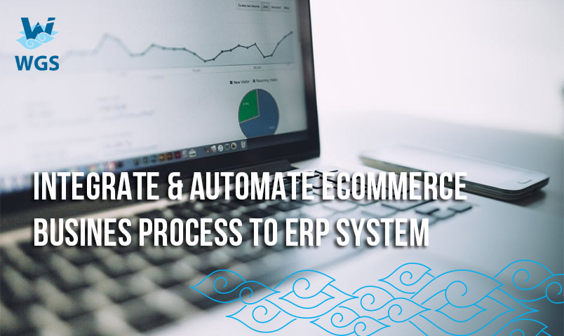 Integrate & Automation Ecommerce Business Process to ERP System