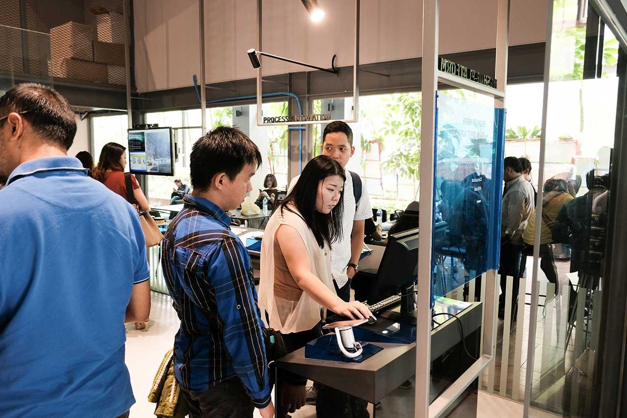 WGSHub Gallery visitors